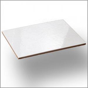 "Wandtegel 20x25 cm Glans Wit Martello ""Mooie Kwaliteit"""