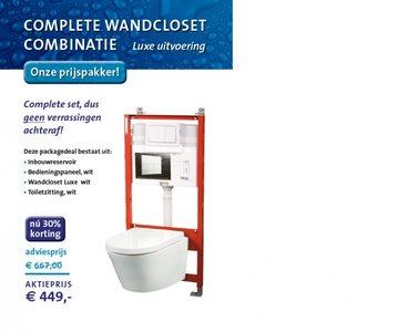 Aktieset 4 : Toiletset de Luxe compleet